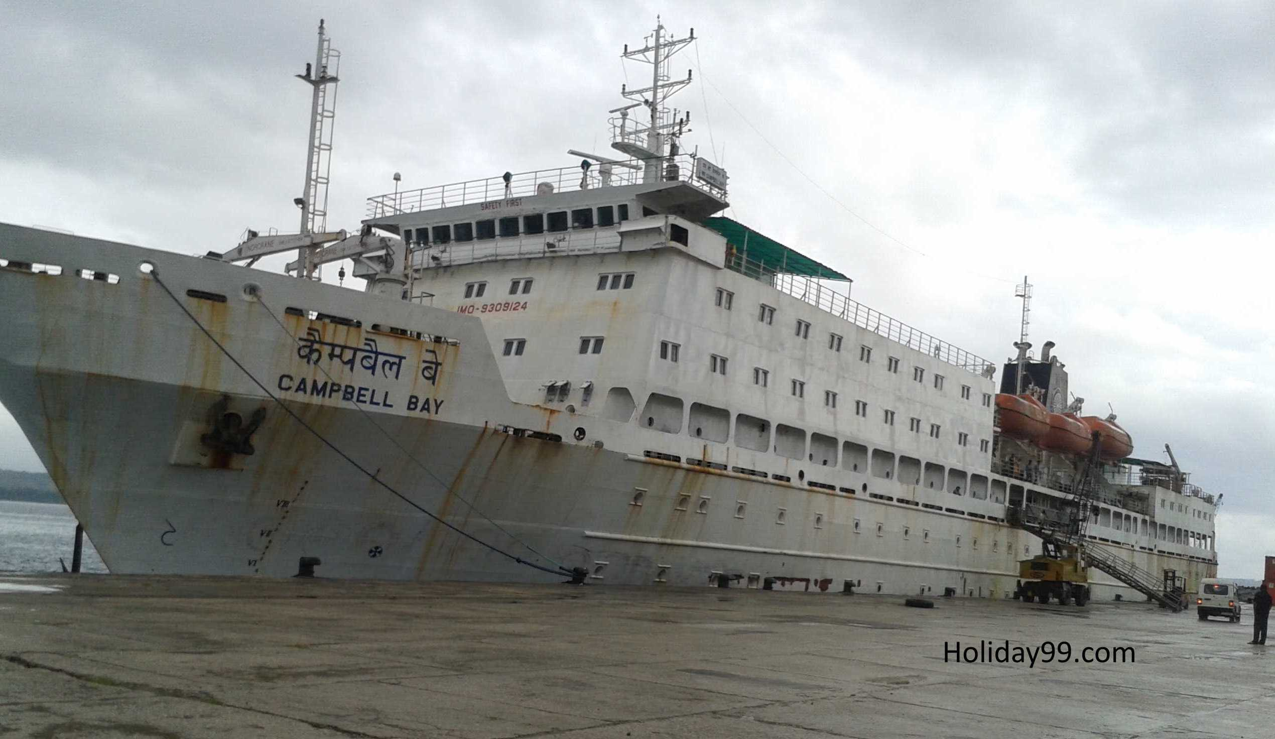 Andaman Tour Package By Ship From Chennai Price